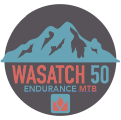 Wasatch 50 registration logo