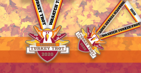Wasatch Turkey Trot 5K registration logo