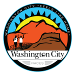 Washington City Half Marathon registration logo