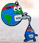 Water Day 5K and 10K-Clearance from 2018 registration logo