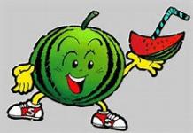Watermelon 5K registration logo