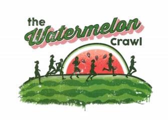 Watermelon Crawl 5K Run/Walk & Kids Crawl registration logo