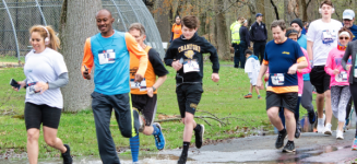 WDCC 5K Race & Family Color Run registration logo