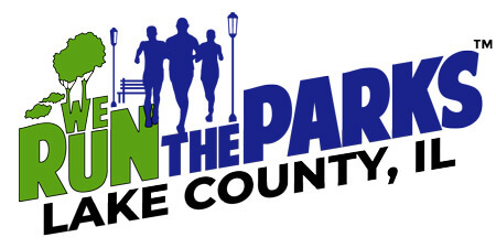 We Run the Parks -  Lake County, IL registration logo