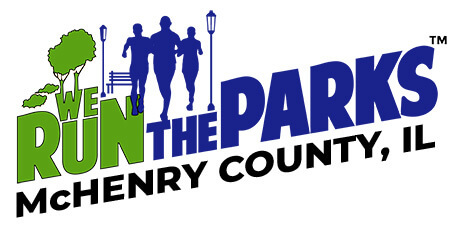 We Run the Parks - McHenry County, IL registration logo