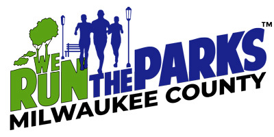We Run the Parks - Milwaukee County registration logo