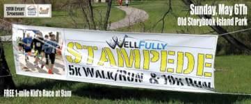 Wellfully Stampede registration logo