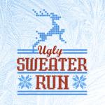 Wellington Ugly Sweater 5k run registration logo