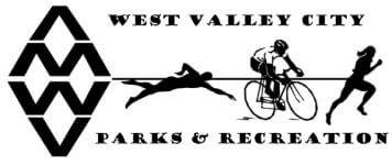 West Valley City Family Fitness Center Triathlon registration logo