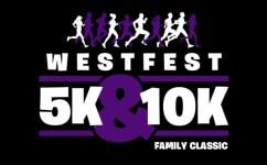 WestFest 5k & 10 Family Classic registration logo