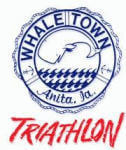 Whaletown Triathlon  registration logo