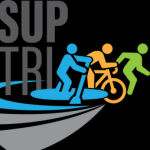 What SUP- Paddle Board Triathlon  registration logo