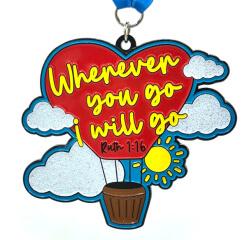 Wherever You Go I Will Go 1M 5K 10K 13.1 26.2 registration logo