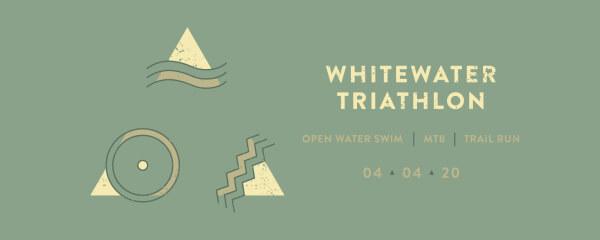 Whitewater Triathlon USNWC registration logo