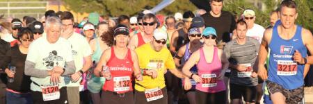 Wickenburg's Wild West Run registration logo