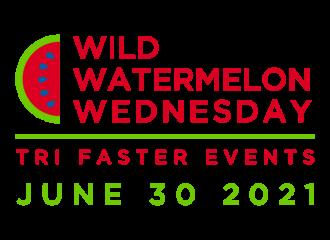 Wild Watermelon Wednesday - Aquathon/5K/OWS registration logo