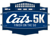 Wildcat 5k registration logo