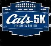 Wildcat 5k registration logo