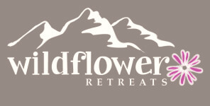 Wildflower Ski Retreat registration logo
