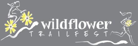 Wildflower Trailfest registration logo