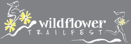 Wildflower Trailfest registration logo