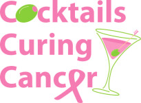Will Run For Cocktails registration logo