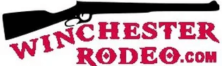 Winchester Open Rodeo registration logo
