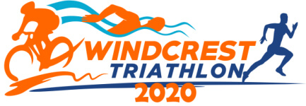 Windcrest Freshman Triathlon registration logo
