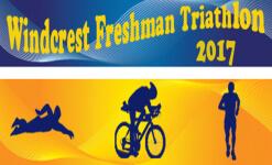 Windcrest Triathlon registration logo