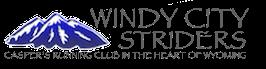 Windy City Striders Membership registration logo