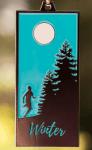 WINTER - Four Seasons, Four Miles registration logo