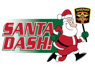 Wise County First Responders Santa's Deputies Run registration logo