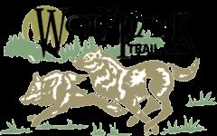 Wolf Pack Trail Run registration logo