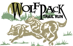 Wolf Pack Trail Run and registration logo