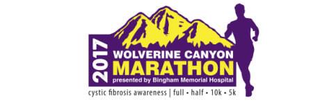 Wolverine Canyon Marathon registration logo