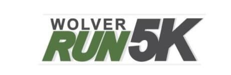 WolverRun 5K registration logo