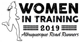Women in Training registration logo