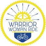 Warrior Woman Ride registration logo