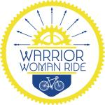 Warrior Woman Ride registration logo