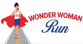 Wonder Woman Run registration logo