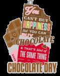 World Chocolate Day 1 Mile, 5K, 10K, 13.1, 26.2