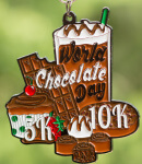 World Chocolate Day 5K & 10K - Clearance from 2018 registration logo