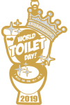 World Toilet Day 1 Mile, 5K, 10K, 13.1, 26.2 registration logo
