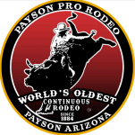 World's Oldest Continuous Rodeo registration logo