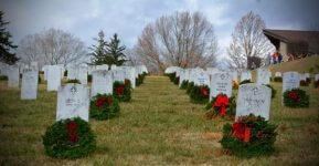 Wreaths Across America Fund Raising Event - 5K registration logo