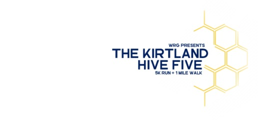 WRG Kirtland Hive 5K registration logo