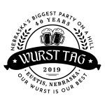 Wurst Tag 1 Mile Fun Run and 5K Beer Run  registration logo
