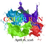 WWU 5K Color Run registration logo