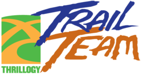 XCThrillogy Trail Team registration logo