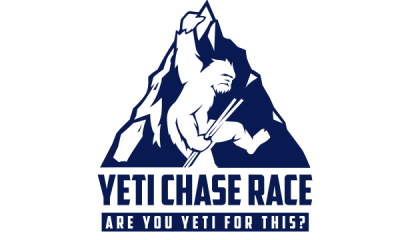 Yeti Chase Race registration logo